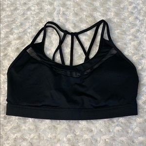 Victoria's Secret Sport Black bra size S